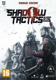 Shadow Tactics Blades of the Shogun скачать торрент