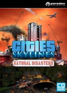 Cities Skylines Natural Disasters скачать торрент
