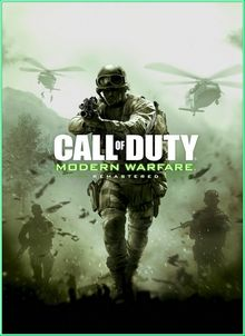 Call of Duty Modern Warfare Remastered скачать торрент