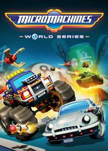 Micro Machines World Series PC скачать торрент