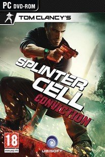 Tom Clancy's Splinter Cell Conviction скачать торрент