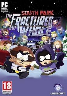 South Park The Fractured but Whole скачать торрент