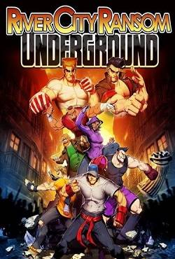 River City Ransom Underground скачать торрент