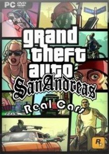 Grand Theft Auto San Andreas Real Cars скачать торрент