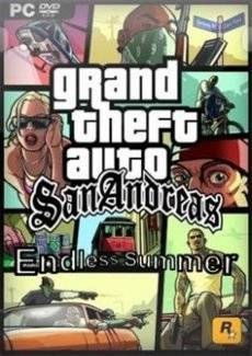 Grand Theft Auto San Andreas Endless Summer скачать торрент