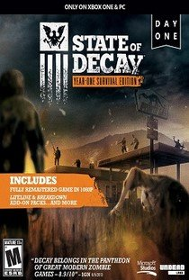 State of Decay Year One Survival Edition скачать торрент