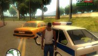 Grand Theft Auto San Andreas Russia Forever