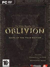 The Elder Scrolls IV Oblivion - Game of the Year Edition Deluxe