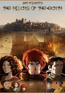 Ken Follett's The Pillars of the Earth Book скачать торрент