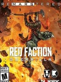 Red Faction Guerrilla Re-Mars-tered скачать торрент