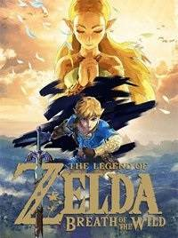 The Legend of Zelda Breath of the Wild скачать торрент