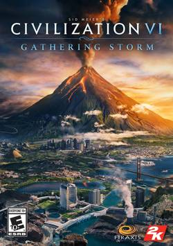 Sid Meier's Civilization 6: Gathering Storm скачать торрент