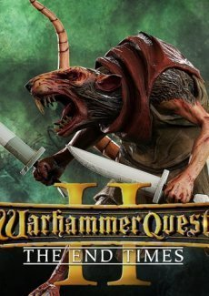 Warhammer Quest 2 The End Times скачать торрент