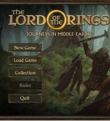 The Lord of the Rings: Journeys in Middle-earth скачать торрент
