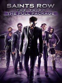 Saints Row: The Third - The Full Package скачать торрент