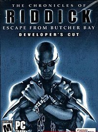 The Chronicles of Riddick Escape from Butcher Bay скачать через торрент