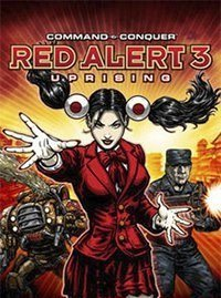 Command & Conquer Red Alert 3 - Uprising скачать торрент