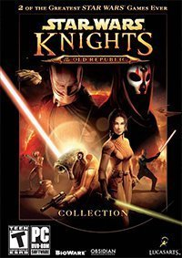 Star Wars Knights of the Old Republic (Epic Collection) скачать торрент