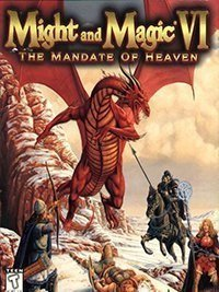 Might and Magic 6 The Mandate of Heaven скачать торрент