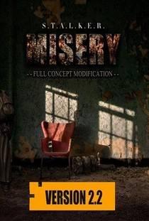 Мод s. T. A. L. K. E. R. : call of pripyat misery 2. 2 -скачать игры.